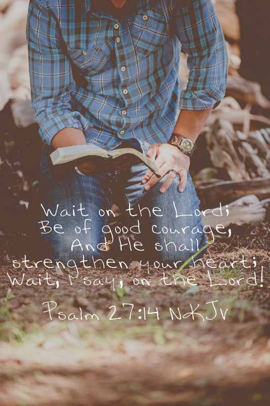 Psalm_27:4_ManKneelingReadingBible